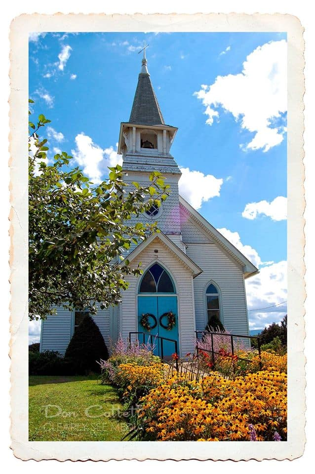 Little-Country-Church