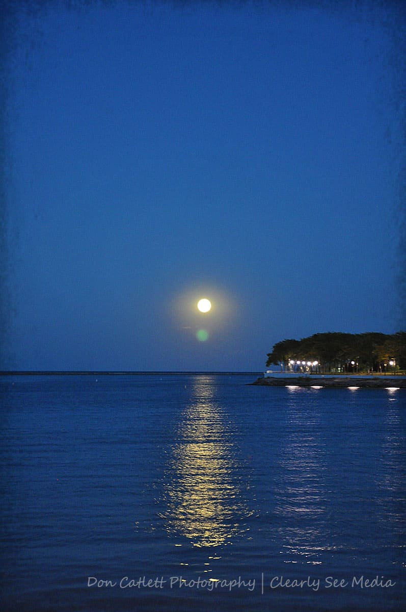 Moon-over-water
