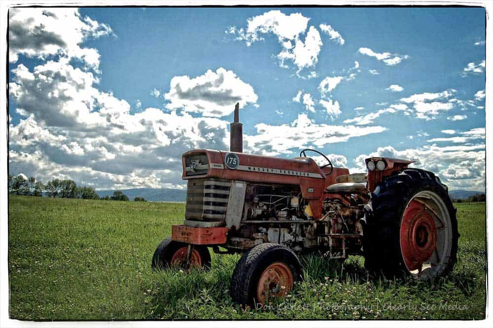 Tractor-CLSEE